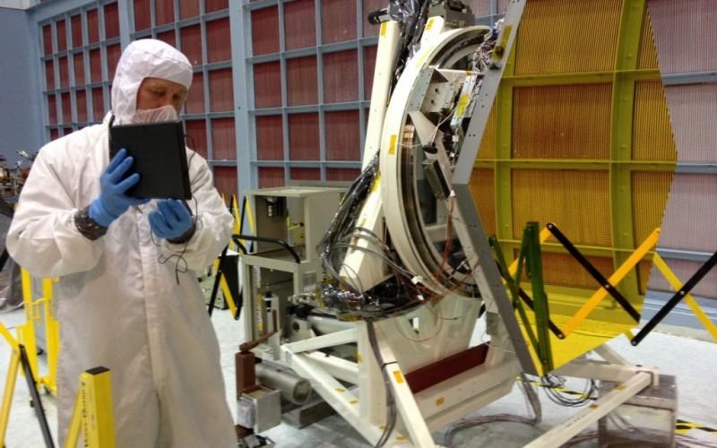 Live Skype Q&A with NASA at SXSW in Austin, Texas © NASA Webb   Flickr