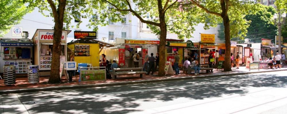 Best Food Carts Portland Oregon