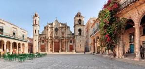 San Cristobal Cathedral in Havana, Cuba © Ihar Balaikin | Dreamstime 44216885