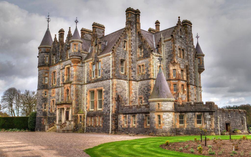 Trazee Travel Top 5 Castles In Ireland Trazee Travel