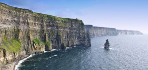 The Cliffs of Moher in Clare, Ireland © Upthebanner | Dreamstime 16794740