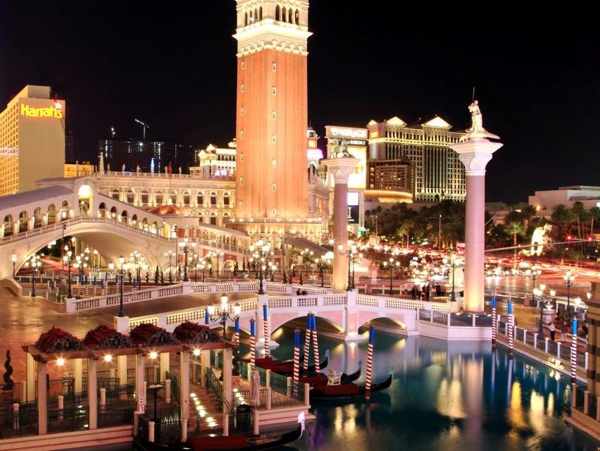 The Venetian Resort Hotel & Casino in Las Vegas, Nevada © Minyun Zhou | Dreamstime14790692