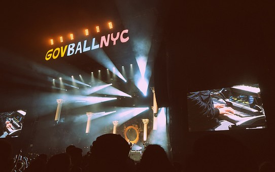 Vampire Weekend at Governors Ball, New York City © Aneil Lutchman | Flickr