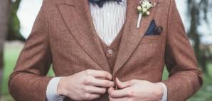 Burgundy_Tweed_Atticus_1795 Custom Men Women Suit Fashion Style Designer © Duchess Clothier