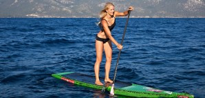 1 SUP Stand Up Paddleboard © Gillian Gibree | Paddle Into Fitness