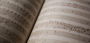 Composer's Sheet Music and Lyrics Score for Don Giovani © Liza | Flickr