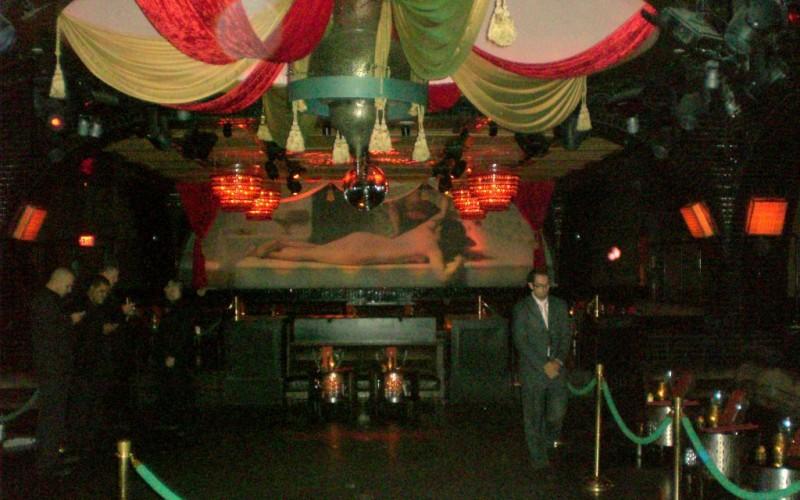 Dance Floor at LAVO Nightclub, Las Vegas, Nevada © Rolf52 | Flickr
