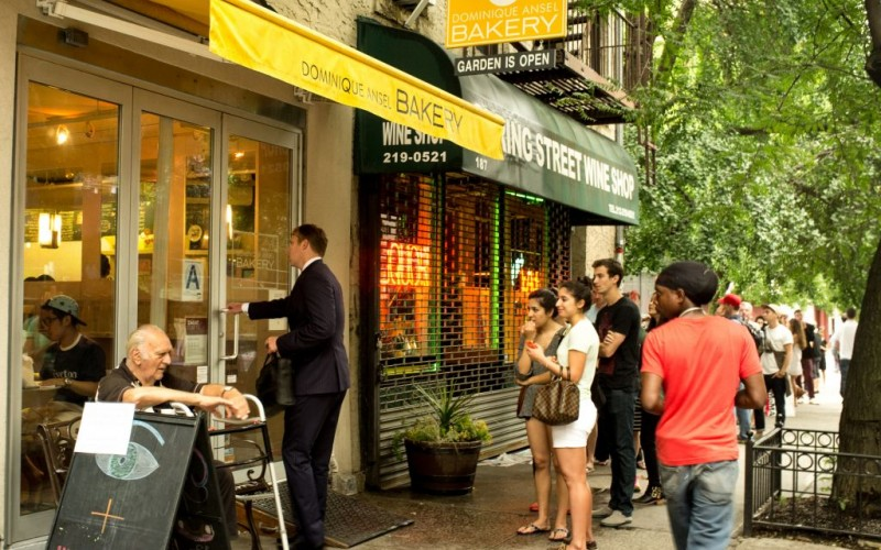 Dominique Ansel Bakery of New York City © Ari Lee | Dreamstime 32473845