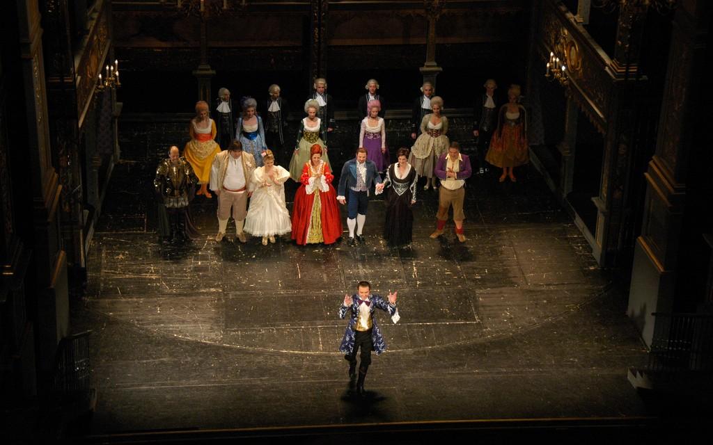 Don Giovanni at Stavovske Divadlo, The Estates Theatre of Prague, Czech Republic © Dental Ben | Flickr