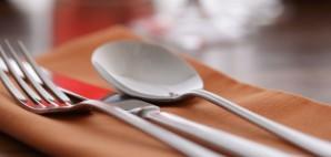 Knife Fork Spoon Napkin Place Setting Restaurant Table © Flynt   Dreamstime 11905173