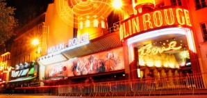 Moulin Rouge of Montmartre, Paris, France © Dennis Dolkens | Dreamstime 20878725