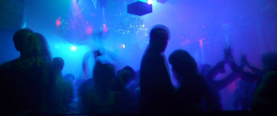 Nightclub Club Dance Blue DJ © Passigatti | Dreamstime 3853036