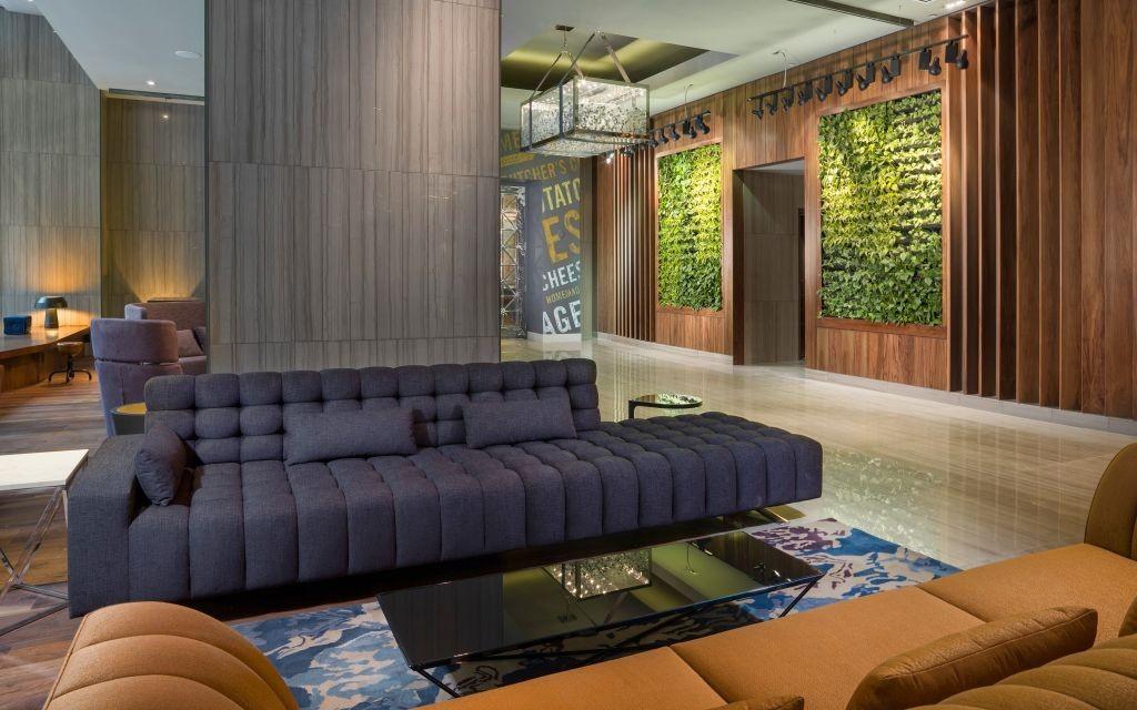 1 Lobby Ohio Hotel © Westin Cleveland Downtown