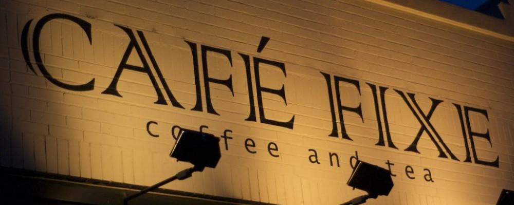 Cafe Fixe Brookline Menu