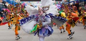 Carnival de Oruro, Bolivia © Edurivero | Dreamstime 18931288