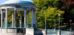 Roger Williams Park in Providence, Rhode Island © Jerry Coli | Dreamstime 45313689