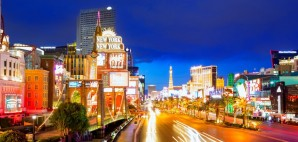 The Las Vegas Strip, Nevada © Lunamarina | Dreamstime 36148698