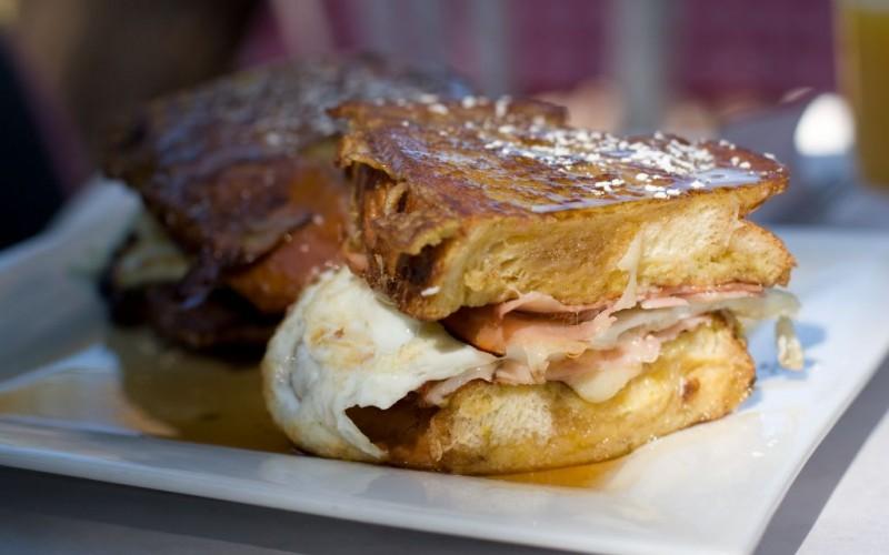 Morning Glory Cafe Breakfast Menu