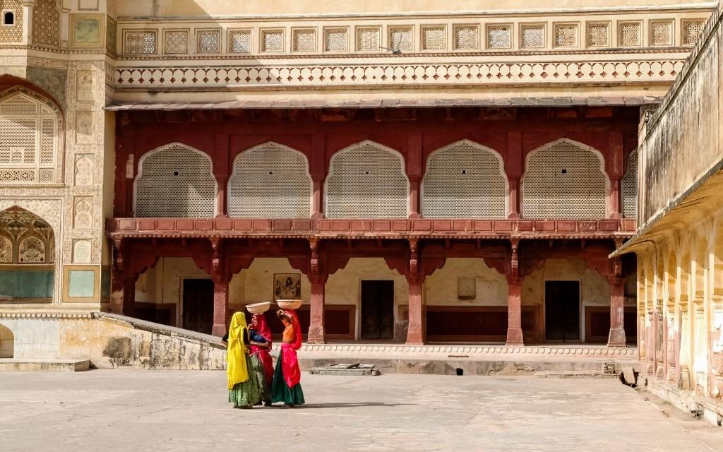 Amer Fort, Jaipur, Rajasthan, India © Eterovic | Dreamstime