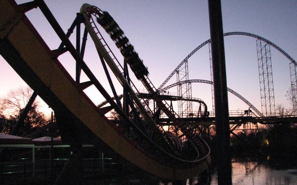 Cedar Point Amusement Park, Ohio © Jeremy Thompson | Flickr