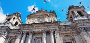 The Cathedral of Guatemala City © Benkrut | Dreamstime 28580228