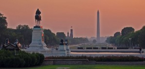 The National Mall in Washington, D.C. © Evgeny Moerman | Dreamstime 11127881