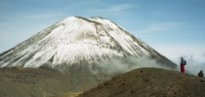 The Tongariro Crossing of New Zealand © Graphworkorange | Dreamstime 4187893