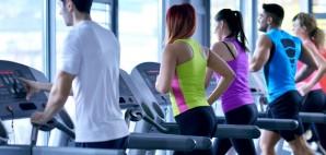 Treadmills Gym Running Fitness © .shock   Dreamstime 51229270