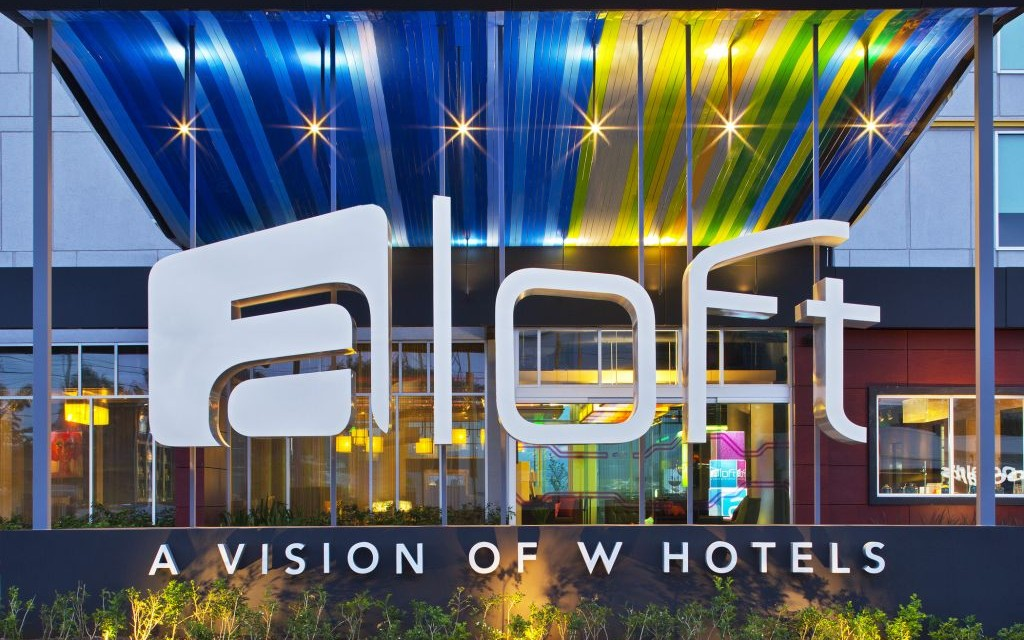 Aloft Riyadh  Different By Design