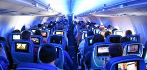 Airplane Passengers © Hugoht | Dreamstime 49800624