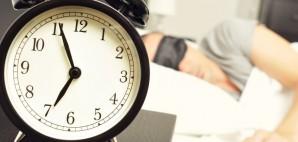 Alarm Clock Sleeping © Juan Moyano | Dreamstime 51806114