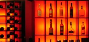 Bar Shelves Liquor Bottles © Simon Gurney | Dreamstime 1222419