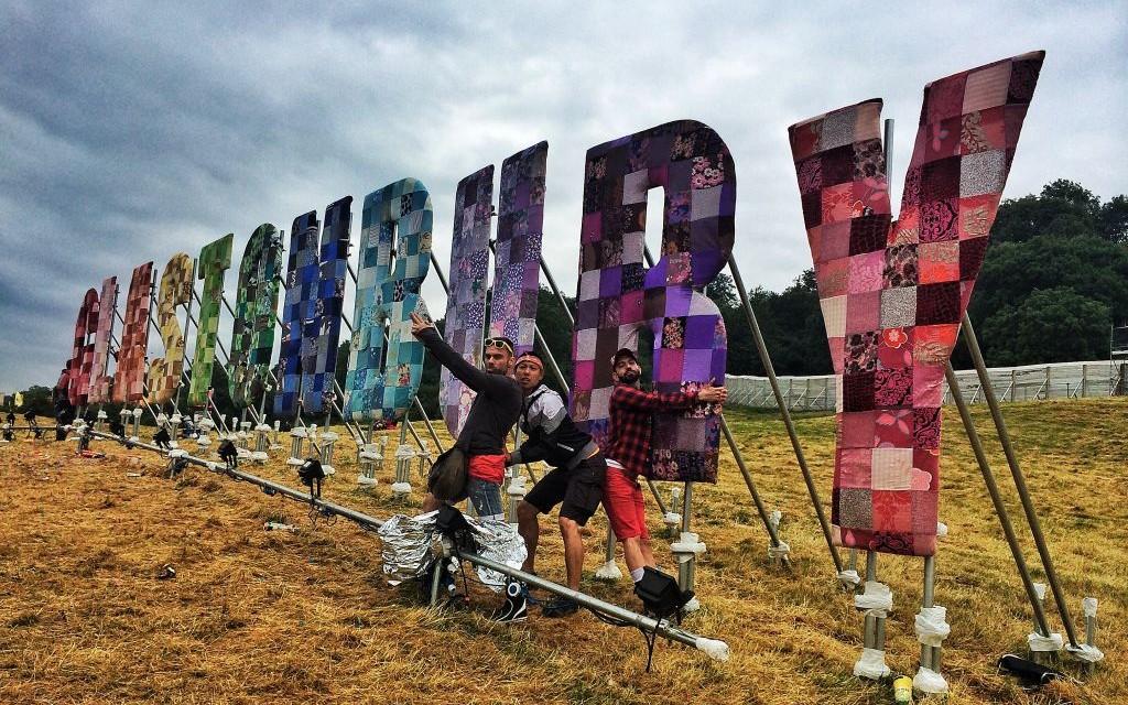 Glastonbury Festival, United Kingdom © David Sim   Flickr