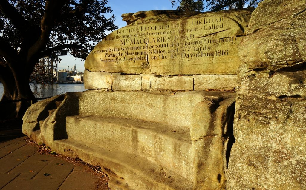 Macquarie's Chair, Sydney Harbour, Australia © Simone Bortignon | Dreamstime 40885369