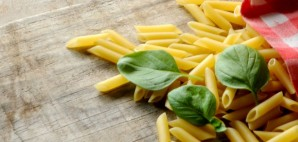 Raw Pasta Italian Restaurant © Andresquiles | Dreamstime 53270980