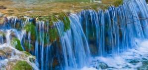Spring Water Cascades © Yuriykulik | Dreamstime 18489284