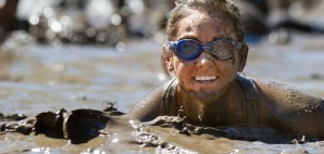 The Dirty Dash Mud Race in Boise, Idaho © Tracy King | Dreamstime 33039060
