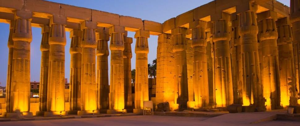 Luxor Temple, Thebes, Egypt © Jaroslav Frank | Dreamstime 24996587