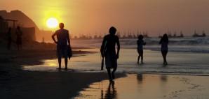 Mancora Beach, Peru © Kpics | Dreamstime 7185156