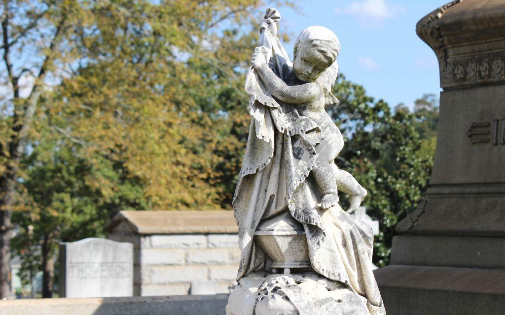 Oakland Cemetery, Atlanta, Georgia © Nicholasrexrode | Dreamstime 45474997