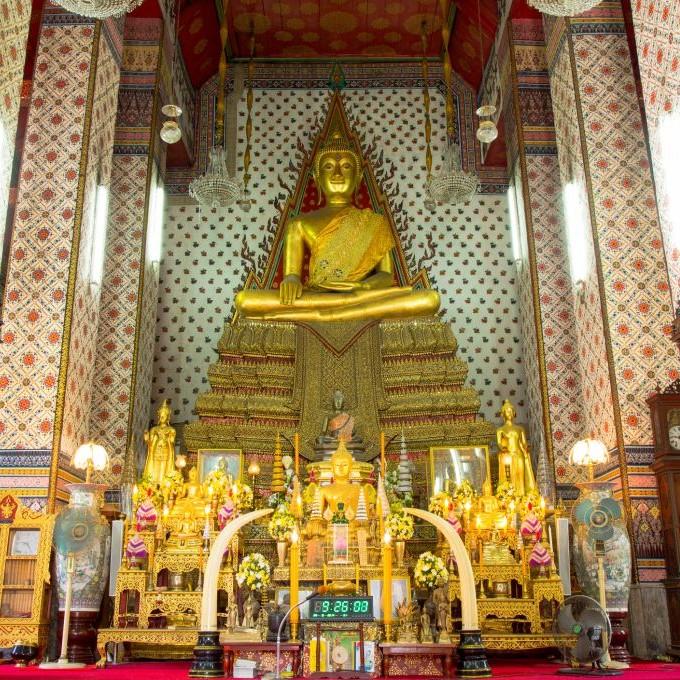 Wat Arun, Thailand © Komain Intarakamhaeng | Dreamstime 56194912