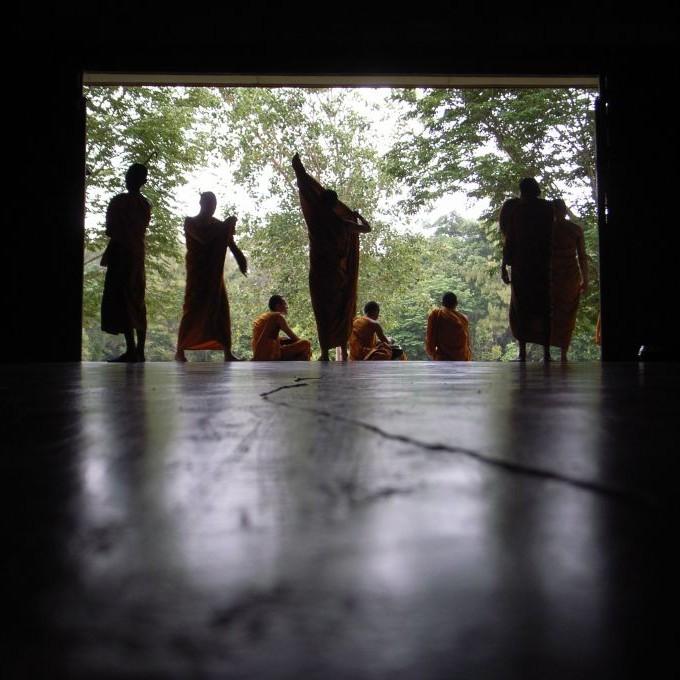 Wat Suan Mokkh, Thailand © Pimkanchanapong | Flickr