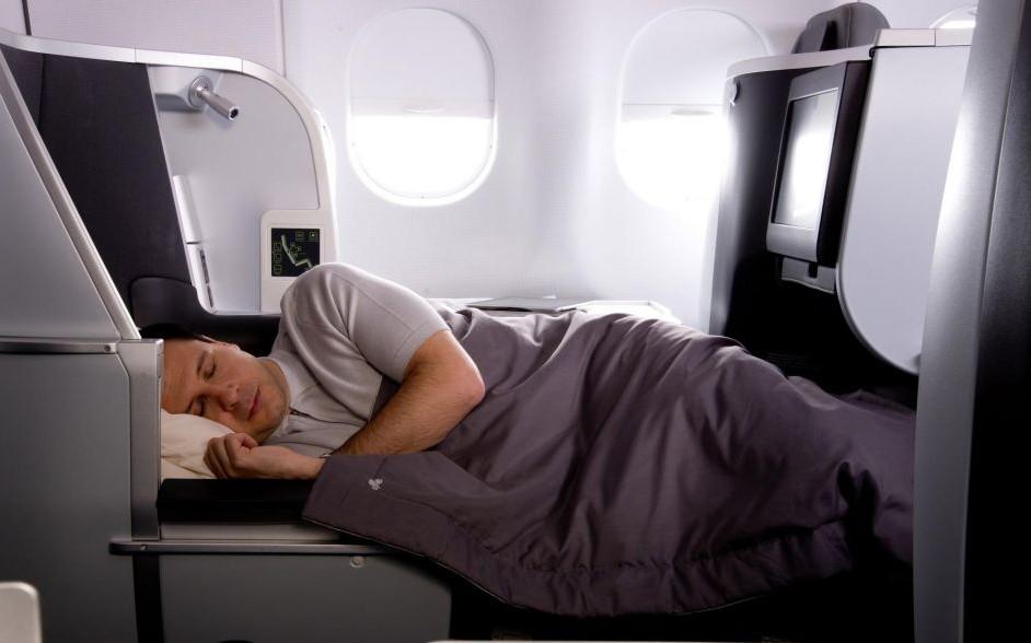aer lingus sleep © Aer Lingus