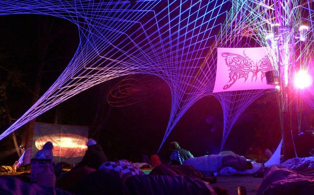 Boom Festival, Idanha-a-Nova, Portugal © Retina Funk | Flickr