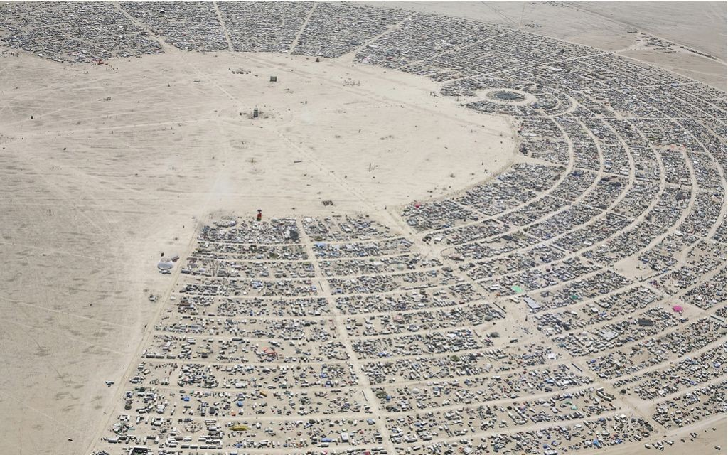 Burning Man 2010, Black Rock City, Nevada © Matt | Flickr.jpg