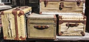 Luggage © Enrico Della Pietra | Dreamstime 45918293