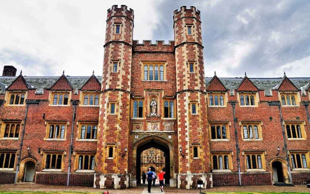 St. Johns College, University of Cambridge, United Kingdom © Dennis Dolkens   Dreamstime 15671504