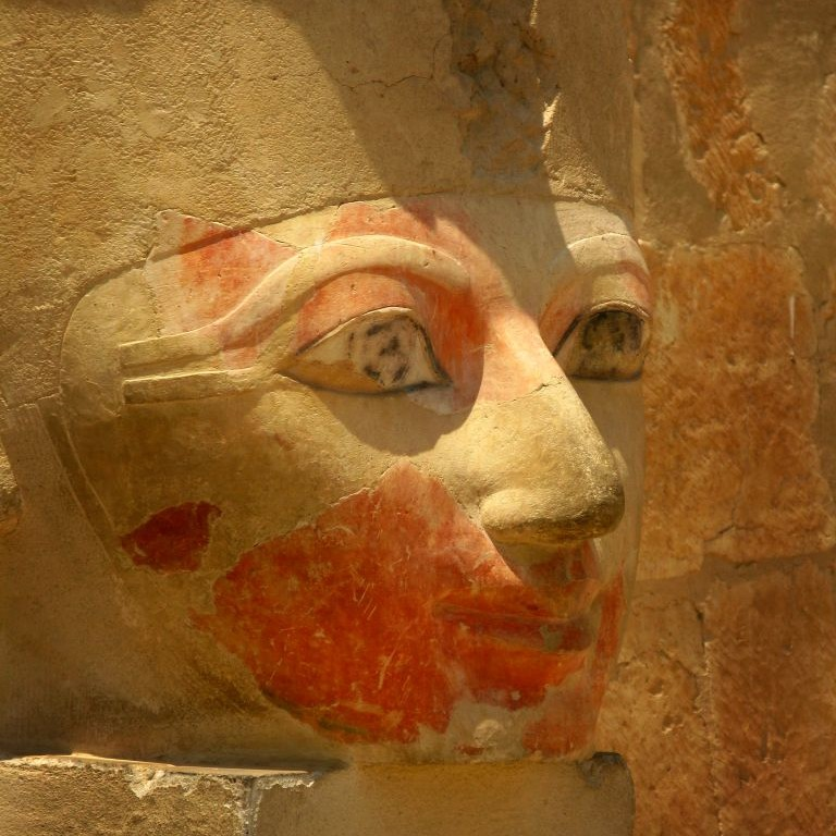 Temple of Hatshepsut, Valley of the Kings, Luxor, Egypt © Icon72 | Dreamstime 17805395