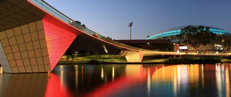 Adelaide Oval, Australia © Michaelimages | Dreamstime 54127535