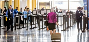 Airport Security © Kathrine Martin | Dreamstime 45420649
